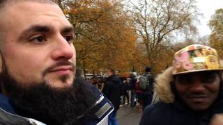 Speakers Corner !!EXCLUSIVE!! Br Muhammad&Br Ibrahim vs Xtian (Your life is full of Contradictions)