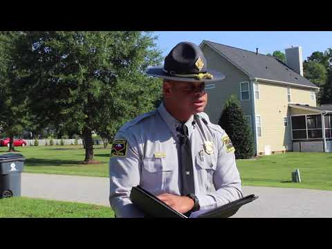 NC Highway Patrol asks students, motorists to be alert