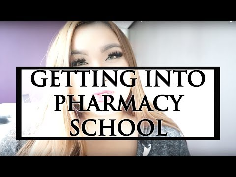 PART 3 - ACCEPTED TO TOP PHARMACY SCHOOL W/ LOW GPA