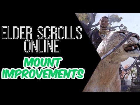 Elder Scrolls Online: How To Make Your Horse Faster, Last Longer And Hold More Items