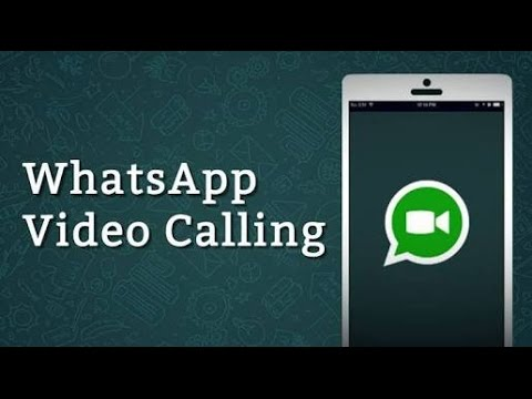How to whatsapp video call! possible video call whatsapp