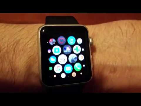 Apple Watch how to force close apps
