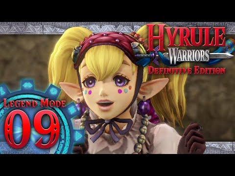 Hyrule Warriors: Definitive Edition - Part 9 - Land of Twilight (Twilight Field)