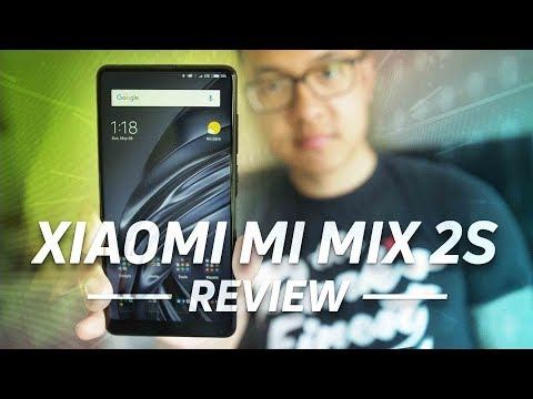 Xiaomi Mi Mix 2S Review: Still shines