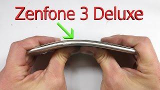 Zenfone 3 Deluxe Durability Test - an