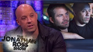 Vin Diesel Gets Emotional About Paul Walker - The Jonathan Ross Show