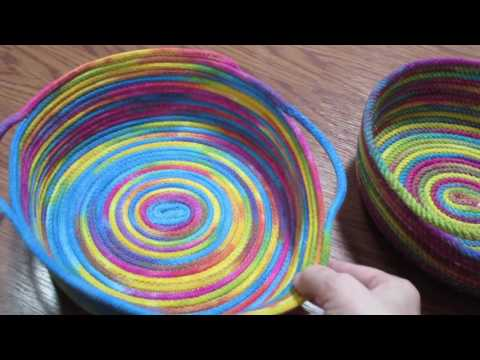 Comparing Rope Bowls