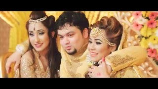 Nusrat & Ony's Holud. A Cinematic glimpse from Weddings, inc.