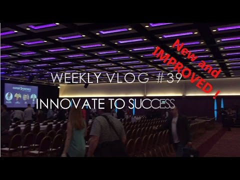 NEW AND IMPROVED Weekly Vlog#39