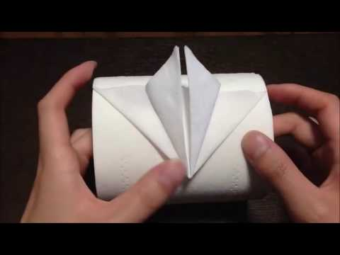 How to make a heart shape from toilet paper origami bangla new tutorial  2017