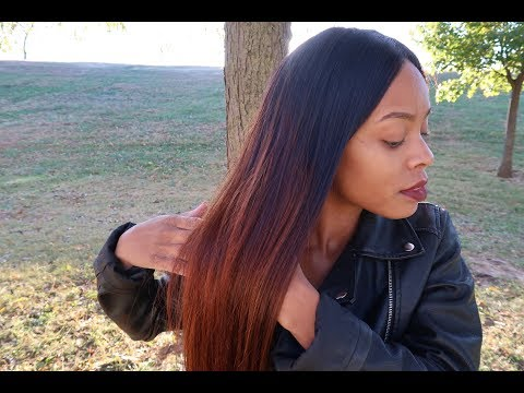 The PERFECT Fall Color | Intense Copper Balayage | Beauty Forever Hair