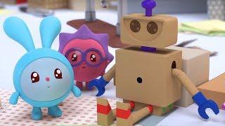 Download Малышарики - новые серии - (132 серия) Развивающие мультики для самых маленьких Video