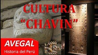 Cultura Chavin - PerÚ - Avegal Historia