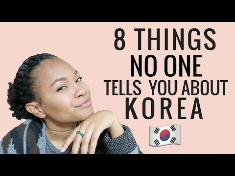 Xxx Mp4 8 Things No One Tells You About Korea 3gp Sex