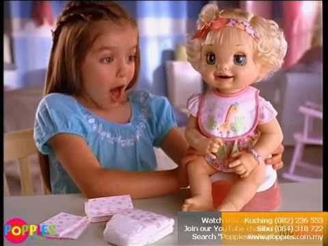 Available at Poppies - Baby Alive Learns to Potty