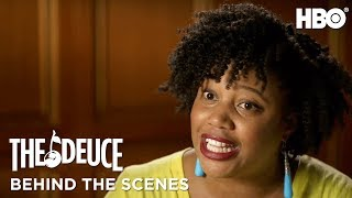 Meet Pernell Walker aka Thunder Thighs | The Deuce | HBO