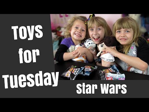 Disney Star Wars Mymoji Blind Bags: Toys for Tuesday