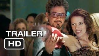 Download Iron Man 2 Trailer #2 (2010) - Marvel Movie HD Video