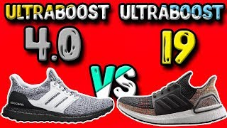 8f456e96068 Adidas Ultraboost 4.0 vs Ultraboost 19! What s Better