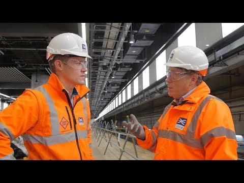 Meet Crossrail's CEO: Andrew Wolstenholme OBE | The B1M