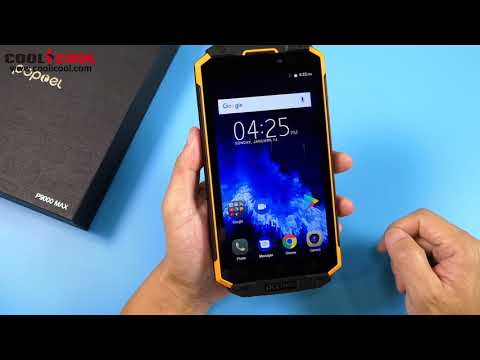 POPTEL P9000 MAX Unboxing Hands On Video
