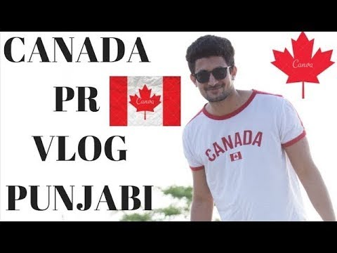 My Canadian PR story | Canada Punjab Vlog (Punjabi Vlog #2)