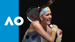 Paula Badosa Gibert vs. Petra Kvitova - Match Highlights (R2)   Australian Open 2020
