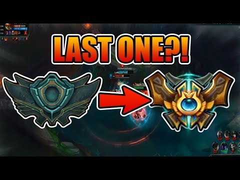 TheWanderingPro - The Last Unranked To Challenger ?!