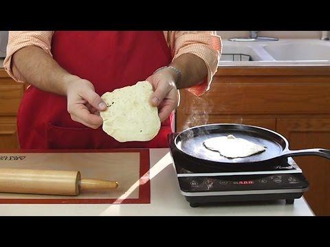How To Make Homemade Flour Tortillas - Authentic Mexican Tortilla Recipe