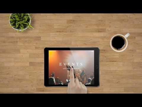 Interactive Magazine Example