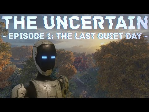 Lets Play The Uncertain ep 7 - Repairing The Base