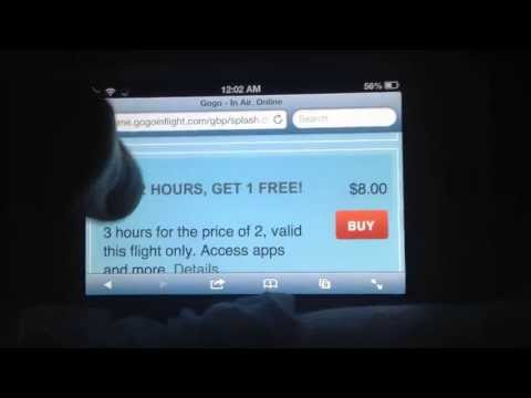 How To: Hack American Airlines Wifi For Free