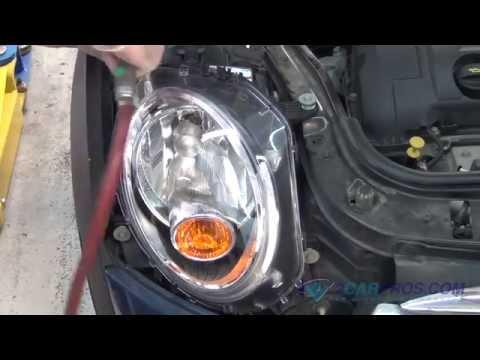Daytime Running Light Bulb Replacement Mini Cooper 2006-2013