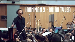 Download Brian Tyler - Iron Man 3 Recording Session Video