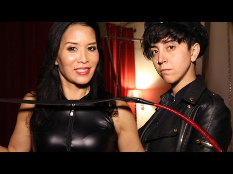 Xxx Mp4 I Spent 24 Hours In A BDSM Dungeon 3gp Sex