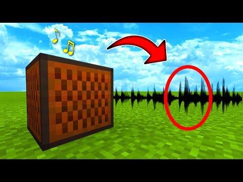 We heard YANNY or LAUREL in Minecraft!