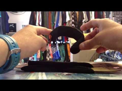 The Pit Surf Shop Product Review - Gyroll Fin Tether Accessories