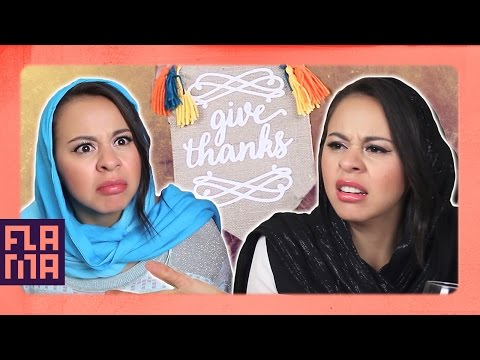Giving Thanks For Tough Latina Moms
