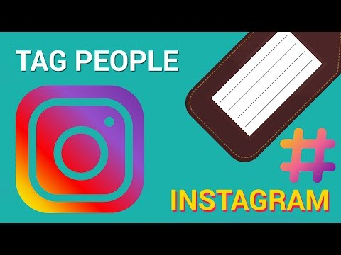 How to tag someone on Instagram (iOS)