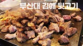 Download 부산대 맛집 ″김해 뒷고기″ Korea busan food Video
