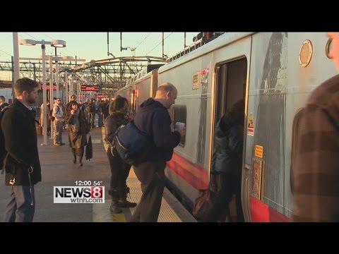 Connecticut commuter rail fare increase begins