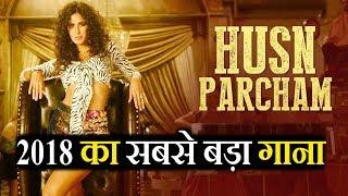 Husn Parcham song out now || Shahrukh khan Katrina kaif || Zero movie