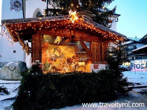 Seefeld Christmas Market, Tyrol, Austria