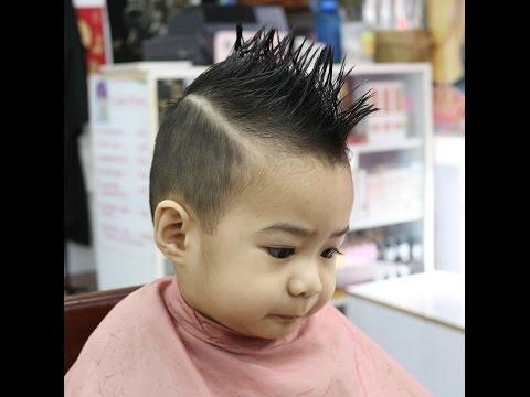 Baby Hair Cut