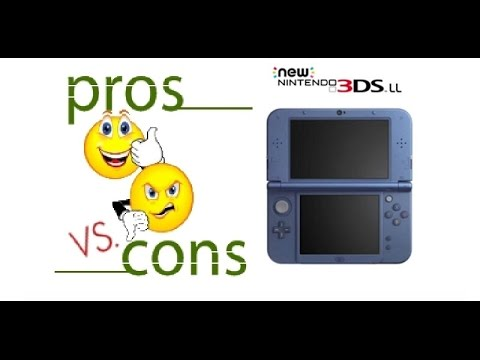 Pros and Cons of the NEW 3DS!