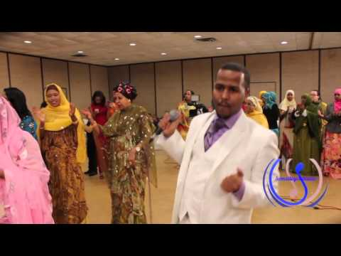 Somali Wedding, Traditional Aroos