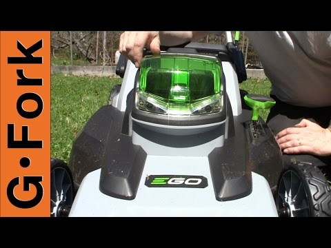 Cordless Lawn Mower That Works - GardenFork Sponsored Video
