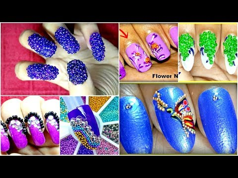 7 Different Types of Nail Polish Designs 2018