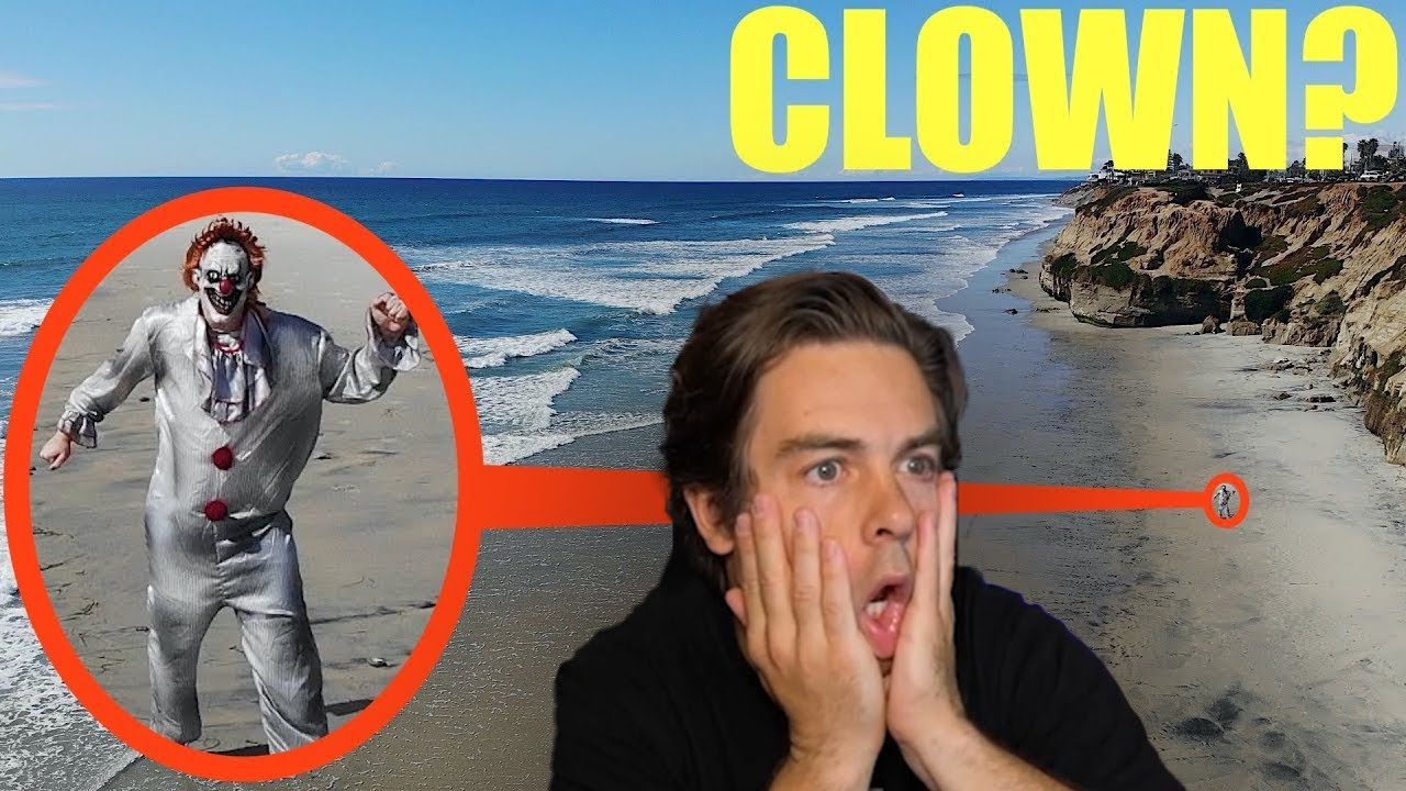 SCARY DRONE VIDEOS!!