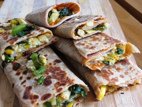 Vegetable  Quesadilla Recipe With Easy Homemade Whole Wheat Tortilla Recipe | foddiescorner